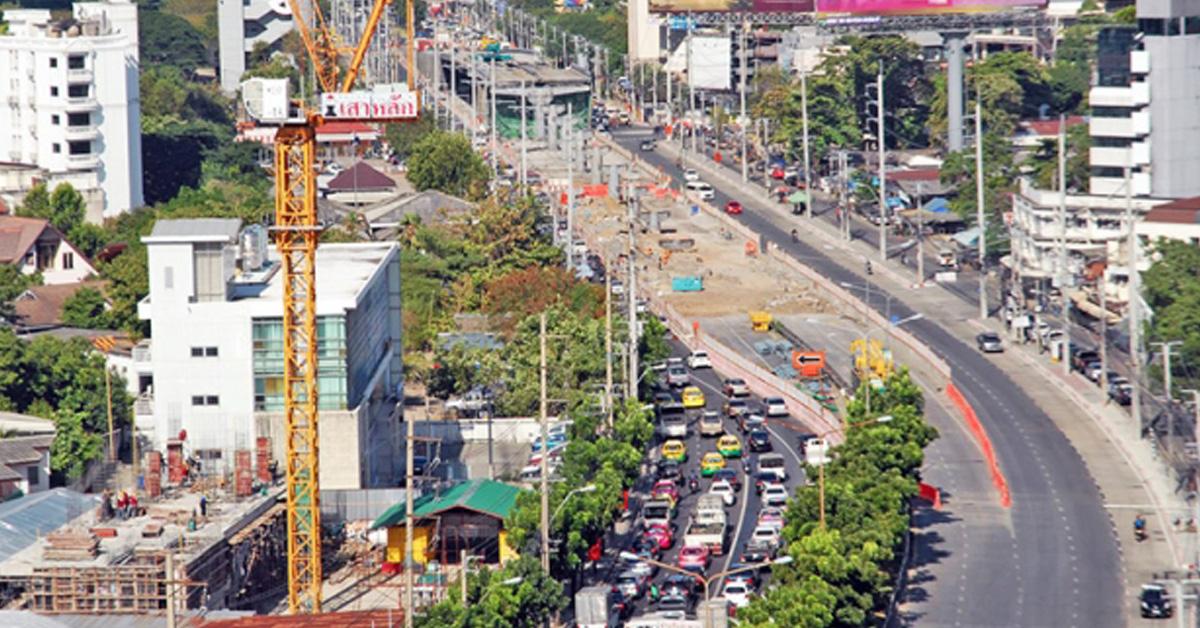 สร้างถนนรอ! ขยาย4เลนเชียงแสน-เชียงของเสร็จแล้วรับท่องเที่ยว-เขตเศรษฐกิจพิเศษเชียงราย-R3A