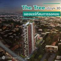 The Tree จรัญฯ 30 ทับทิมสยามแห่งจรัญสนิทวงศ์ ของ Rare ที่สมกับการรอคอย