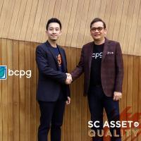 SC ASSET x BCPG สององค์กรชั้นนำเปิดตัว Sun Share