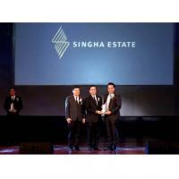 สิงห์ เอสเตท รับรางวัลแห่งเกียรติยศ DRIVE AWARD 2017 Strategy