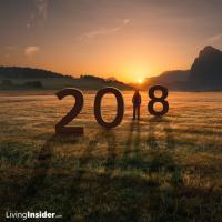 Happy New Year พร้อมส่องเทรนด์อสังหาฯปี 2561