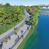แจงยิบ! กทม.ยัน โครงการพัฒนาริมแม่น้ำเจ้าพระยา ทำเพื่อประโยชน์ของประชาชน