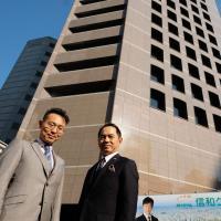 ชินวะ เรียล เอสเตท ไทยแลนด์ บินตรงญี่ปุ่น เยี่ยมชมสำนักงานใหม่