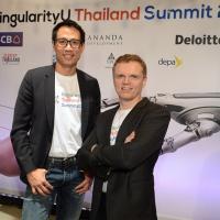ครั้งแรกในเอเชียตะวันออกเฉียงใต้ กับงานสัมมนาระดับโลก SingularityU Thailand Summit 2018