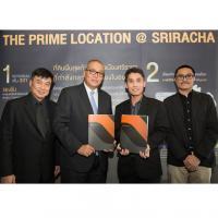 ออริจิ้น จับมือ Ariva Hospitality (Thailand) ร่วมบริหารจัดการโครงการ ไนท์บริดจ์ ดิ โอเชียน ศรีราชา