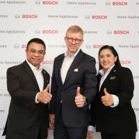 BSH เปิดตัว BOSCH แบรนด์เครื่องใช้ไฟฟ้าอันดับ 1 ในยุโรป