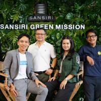 แสนสิริ เซตมาตรฐานวงการอสังหาริมทรัพย์ไทย เปิดตัวครั้งแรกกับโมเดลธุรกิจเปลี่ยนโลก Sansiri Green Mission