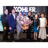 ร่วมยินดี GROUP PRESIDENT-KITCHEN & BATH แบรนด์โคห์เลอร์ ในโอกาสเปิด KOHLER Kitchen Shop