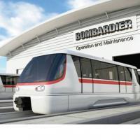 เผยโฉมรถไฟฟ้าสีทองใช้ของบอมบาร์ดิเอร์