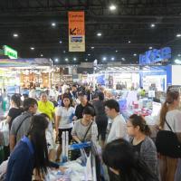 """""""Homepro EXPO ครั้งที่ 24""""  มหกรรมเรื่องบ้านตัวจริง คุ้มทุกชิ้น ลดสูงสุด 80%  พร้อมสิทธิพิเศษอีกมากมาย"""
