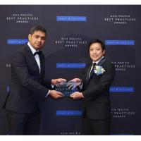 ไรมอน แลนด์ จำกัด มหาชน คว้ารางวัลสุดยอดบริษัทผู้พัฒนาอสังหาริมทรัพย์แห่งปี โดยฟรอสต์ แอนด์ ซัลลิแวน อวอร์ด ประจำปี 2017
