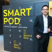 เอพี ไทยแลนด์ ย้ำภาพผู้นำนวัตกรรมเพื่อคุณภาพชีวิต จับมือ อินฟินิท เปิดตัว Smart POD ล็อคเกอร์อัจฉริยะ