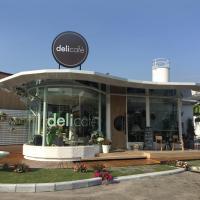 Delicafé ร้านกาแฟเล็กๆในปั้มน้ำมัน Shell