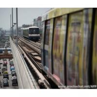 ร่วมค้าฯ บีเอสอาร์ คว้ารถไฟฟ้าสายสีเหลือง-ชมพู