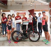 ซีไอเอ็มบี ไทย ชูจุดต่างกลยุทธ์ฮุกลูกค้ากลุ่มพรีเมียม มอบมรดกแห่งสุขภาพ จัดเทรนนิ่งแข่งไตรกีฬา