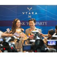 วี พร็อพเพอร์ตี้ ปลี้ม VTARA36 ยอดขายทะลุ 99 %