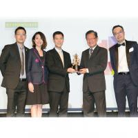 เอพี อะคาเดมี่ คว้ารางวัลอันทรงเกียรติด้าน การลงทุนทรัพยากรบุคคล จาก Asia Responsible Entrepreneurship Awards 2016 ณ ประเทศสิงคโปร์