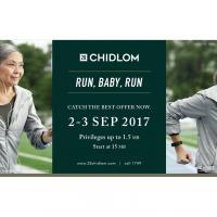 SC จัดแคมเปญ Run Baby Run คอนโดฯ หรู โครงการ 28 CHIDLOM ด้วยข้อเสนอพิเศษ
