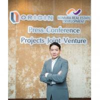 ORI ผนึกยักษ์อสังหาฯแดนปลาดิบ โนมูระ เรียลเอสเตท ดีเวลล็อปเมนท์ พร้อมปรับแผนเปิดโครงการเพิ่มเป็น 12 โครงการ มูลค่า 1.8 หมื่นล้าน