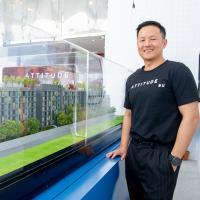 แอททิจูด บียู คอนโดมิเนียมดีไซน์เก๋ ชวนสัมผัสโครงการที่อยู่อาศัยรูปแบบใหม่