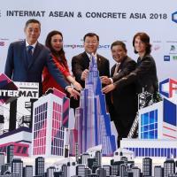 อิมแพ็คเปิดงานมหกรรมก่อสร้างครั้งยิ่งใหญ่ ยกระดับงาน อินเตอร์แมท อาเซียน และคอนกรีต เอเชีย ปี 2018 สู่เวทีอาเซียน