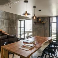 Loft Duplex For Family