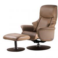 ANGELO เก้าอี้หนังปรับนอน เพื่อคนสูงวัย