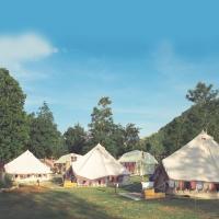 3199 mountain camp at Kanchanaburi คือที่พักรูปแบบใหม่สไตล์แค้มป์ปิ้งภายใต้การตกแต่งที่มีกลิ่นอายความเป็นยิปซี