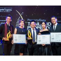 มอนท์เอซัวร์ ภูเก็ต กวาด 5 รางวัลในงาน ไทยแลนด์ พร็อพเพอร์ตี้ อวอร์ด 2017