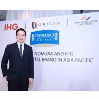 ออริจิ้น ดึงเชน IHG ผุดโรงแรม 3 แห่ง มูลค่า 7,500 ล้านบาท