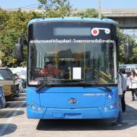 มาแล้ว! โฉมหน้ารถเมล์ 2 สายใหม่ เริ่มวิ่ง 16 ม.ค.นี้ คิดค่าโดยสาร 13-25 บาท
