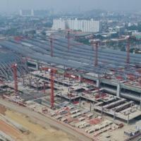คมนาคมอวดโฉม สถานีกลางบางซื่อ ใหญ่สุดในอาเซียนแซงหน้ามาเลเซีย