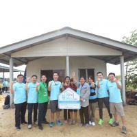 """อนันดาฯ มอบบ้านให้ผู้ด้อยโอกาส ในโครงการ """"คุณได้บ้าน = คุณให้บ้าน"""" ปีที่ 3"""