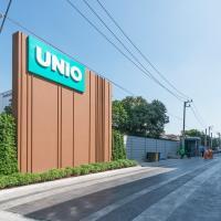 UNIO พระราม 2 - ท่าข้าม กลางใจพระราม 2 ชีวิตติด 3 ห้าง