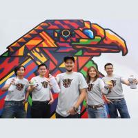 อนันดาฯ ส่งแคมเปญ  IDEO X Rukkit  เอาใจลูกค้าชื่นชอบศิลปะแนวสตรีท อาร์ต