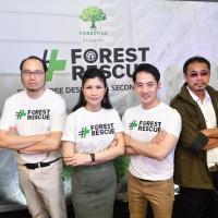 THE FORESTIAS - เดอะ ฟอเรสเทียส์ เปิดแคมเปญเพื่อสังคมครั้งยิ่งใหญ่