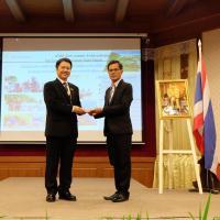 สิงห์ เอสเตท รับรางวัล Thailand PES Award 2017