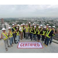อนันดาฯ ตรวจคุณภาพงานก่อสร้าง โครงการ ไอดีโอ โอทู