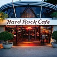 HARD ROCK CAFE PATTAYA เสิร์ฟความอร่อย ปล่อยใจกับเสียงเพลง