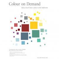 Colour on Demand สีสวยสั่งได้ แต่งห้องน้ำสวยด้วยสีสุดโปรดกับ วิลเลรอย แอนด์ บอค ครั้งแรกในประเทศ