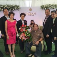นายกสมาคมอาคารชุดไทย ชมโครงการใหม่ The Cube Urban Sathorn-Chan