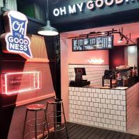 Oh my Goodness bkk ร้านเครื่องดื่มเพื่อสุขภาพเปิดใหม่ในซอยอารีย์ 1
