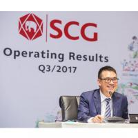 SCG ชี้ปีหน้าตลาดปูนโต เด้งรับลงทุนโครงการยักษ์