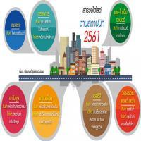 ผู้ผลิตวัสดุก่อสร้างแข่งโชว์นวัตกรรม บิ๊กแบรนด์-สินค้าจีนยึดหัวหาดงานสถาปนิก 61
