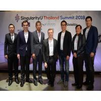 First SingularityU Thailand Summit 2018 in SEA