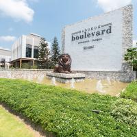 Bangkok Boulevard (บางกอก บูเลอวาร์ด) ศรีนครินทร์-บางนา 'SPEND LIFE IN SPLENDID MOMENTS' ช่วงเวลาที่ดีที่สุดในชีวิต เกิดขึ้นได้ทุกวัน