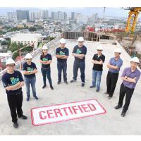อนันดาฯ ตรวจคุณภาพงานก่อสร้าง โครงการ ไอดีโอ ท่าพระ อินเตอร์เชนจ์