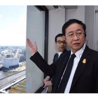 อาคม ถก ญี่ปุ่น-ไจก้า เร่งพัฒนาพื้นที่สถานีกลางบางซื่อรูปแบบมิกส์ยูสขนาดใหญ่