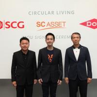 SC Asset อสังหาฯ ไทยรายแรก co-create กับ SCG และ DOW ร่วมพัฒนานวัตกรรม