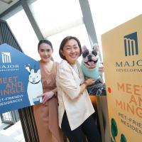 เมเจอร์ ดีเวลลอปเม้นท์ ลุยจัด MEET & MINGLE งานสำหรับคนรักสัตว์เลี้ยงครั้งยิ่งใหญ่